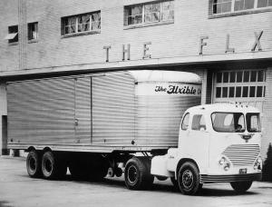 Flxible COE Tractor Truck