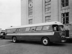 Flxible Clipper Mail Bus 1950 года