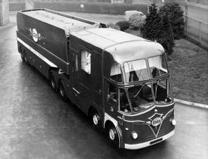 1960 Foden KR6/24 Python Mk II Aircraft Refueller by Thompson Brothers