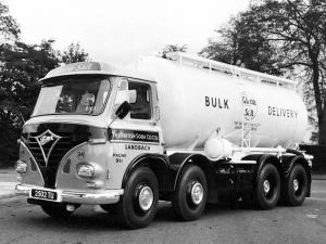 1964 Foden S24 Tanker