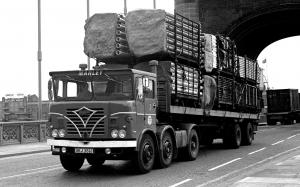 1968 Foden S60 6x2 Tractor