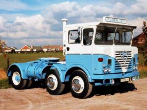1970 Foden S70 DAXB6/38 6x2 Tractor