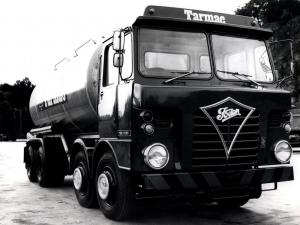 1973 Foden S80 Tanker