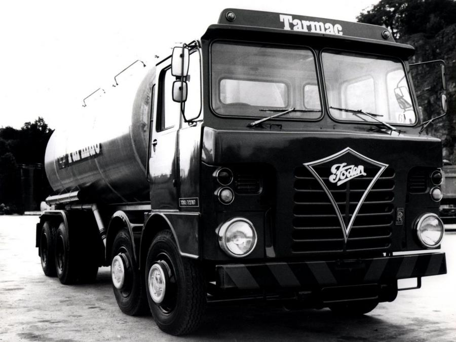 Foden S80 Tanker