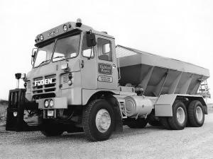 1982 Foden S85 Gritter