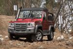 Force Gurkha 4x4x4 Soft Top 2014 года