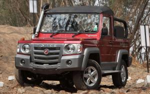 Force Gurkha 4x4x4 Soft Top