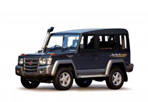 2014 Force Gurkha 4x4x4 Wagon