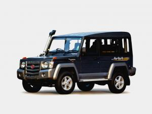 Force Gurkha 4x4x4 Wagon
