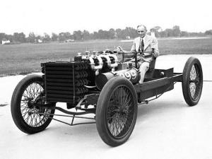 Ford 999 Race Car 1902 года