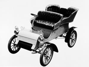 Ford Model A Tonneau 1903 года