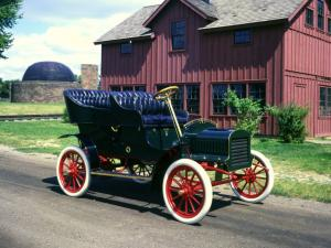 Ford Model C Tonneau 1904 года
