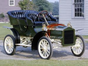 1905 Ford Model F Touring