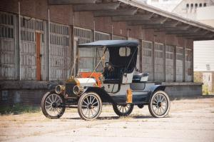 Ford Model T Roadster 1909 года