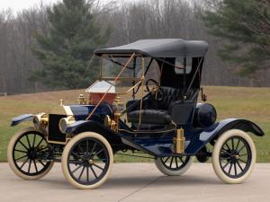 Ford Model T Open Runabout 1911 года