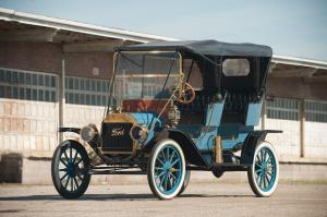 Ford Model T Tourabout 1911 года