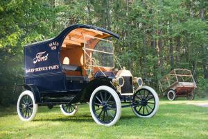 1912 Ford Model T Delivery Car