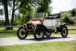 Ford Model T Torpedo Runabout '1912