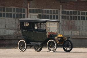 Ford Model T Touring 1912 года