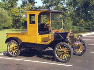 Ford Model T Woody Pickup 1913 года