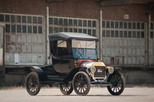 Ford Model T Roadster 1914 года