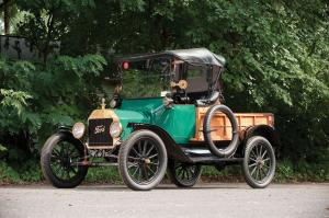 Ford Model T Depot Hack Roadster 1915 года