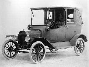 Ford Model T Town Car 1915 года