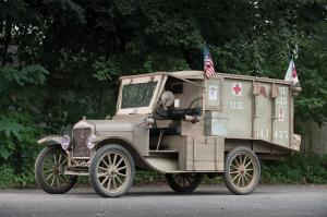 Ford Model T Ambulance 1917 года