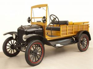 Ford Model T Open Express 1921 года