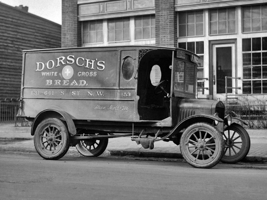 Ford Model TT Delivery Truck