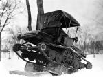 Ford Model T Snowmobile 1922 года
