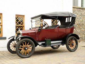 Ford Model T Touring 1923 года