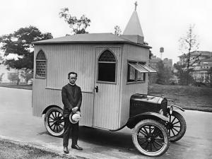 Ford Model TT Mobile Chapel 1923 года