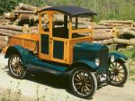 Ford Model T Pickup 1925 года