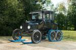 Ford Model T Snow Flyer Coupe 1925 года