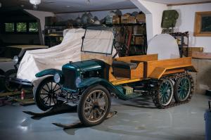 1925 Ford Model T Snowmobile by Snowmobile Company
