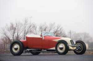 1925 Ford Model T Track Roadster Mackenzie