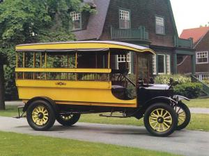 Ford Model TT Depot Wagon 1926 года