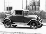 Ford Model A Sport Coupe 1928 года