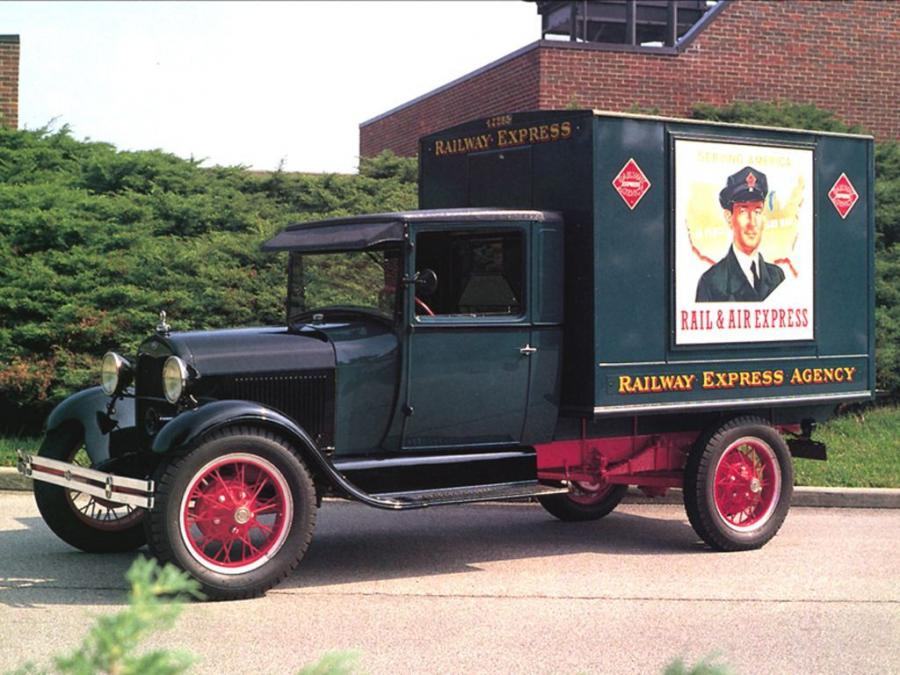 Ford Model AA Delivery Truck