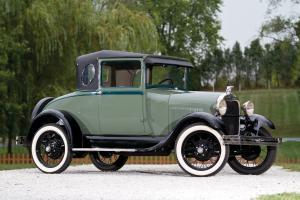Ford Model A Business Coupe 1929 года