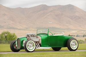 Ford Model A Roadster Hot Rod 1929 года