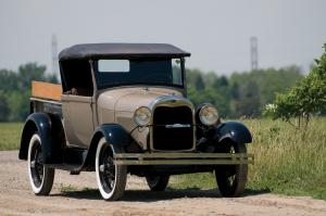 Ford Model A Roadster Pickup 1929 года