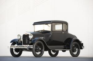 Ford Model A Standard Coupe 1929 года