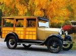 Ford Model A Woody Station Wagon 1929 года