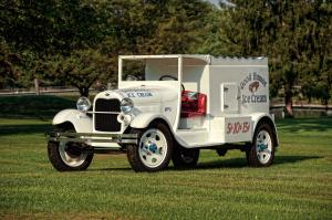 Ford Model AA ¾Ton Good Humor Ice Cream Truck 1929 года