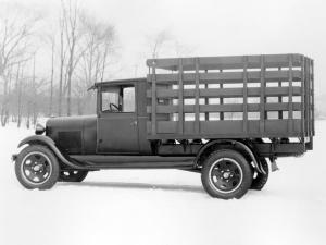 1929 Ford Model AA Platform with Stock Racks