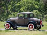 Ford Model A 5-Window Coupe 1930 года