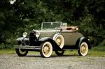 Ford Model A DeLuxe Roadster 1930 года