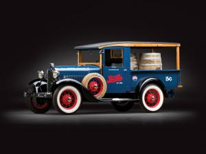 Ford Model A Deluxe Express 1930 года